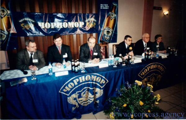 Our  History. 2001. Efes Ukraine Brewery beer brand launch